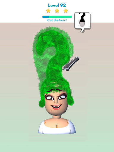 Barber Shop - Hair Cut game filehippodl screenshot 10