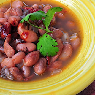 Pressure Cooker Pinto Beans in Tex-Mex Broth