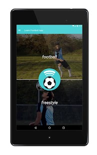 Learn Football App- screenshot thumbnail