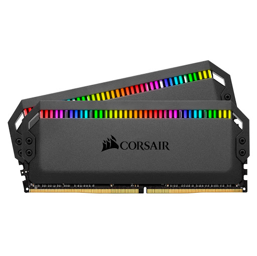 Bộ nhớ/ Ram Corsair DOMINATOR Platinum RGB 16GB (2x8GB) DDR4 3000 (CMT16GX4M2C3000C15)