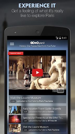 Go To Paris City Travel Guide, Things To Do & Maps screenshot 5