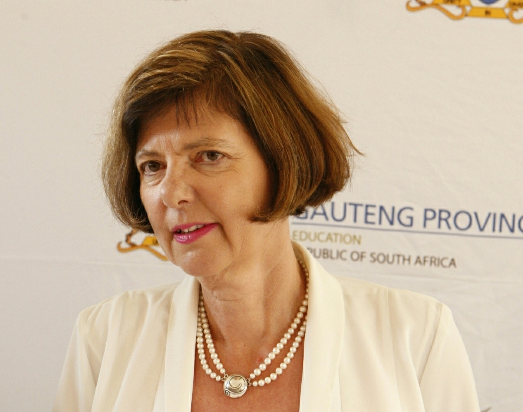 Gauteng finance MEC Barbara Creecy. Picture: SOWETAN