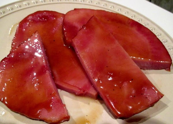 My family loves when I do ham this way. I've also added pineapple at...