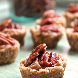 Vegan Pecan Dessert Recipes
