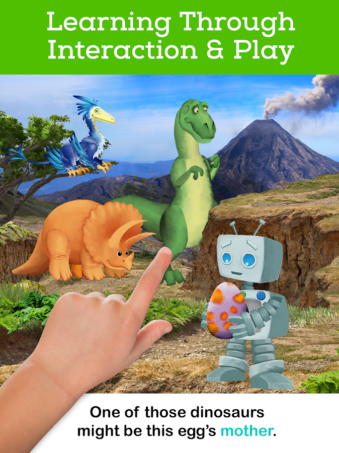 Speakaboos: Kids Reading App- screenshot