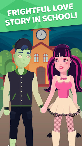 High School Monster Date: Frightful Love Choices 1.11 screenshots 2