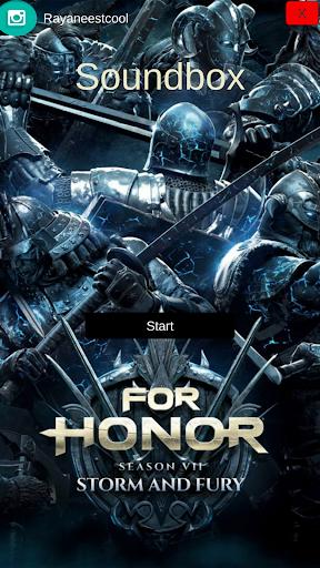 INCREDIBILIS - For Honor SoundBox !  captures d'écran 1