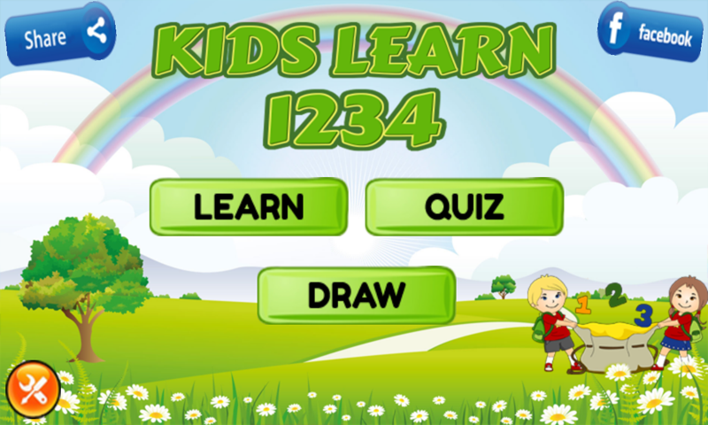 Kids Learn 1234- screenshot