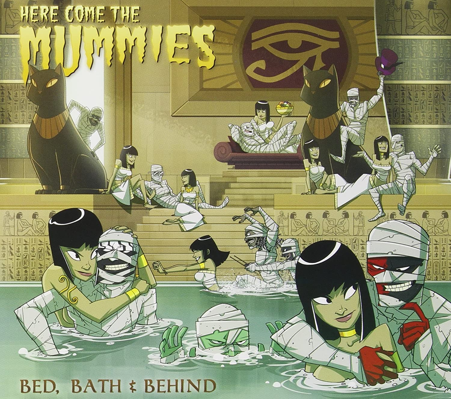 Here Come the Mummies - Bed, Bath and Behind - Amazon.com Music