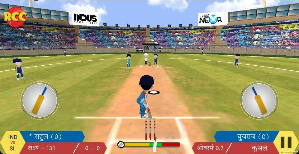 Real Champ Cricket- screenshot