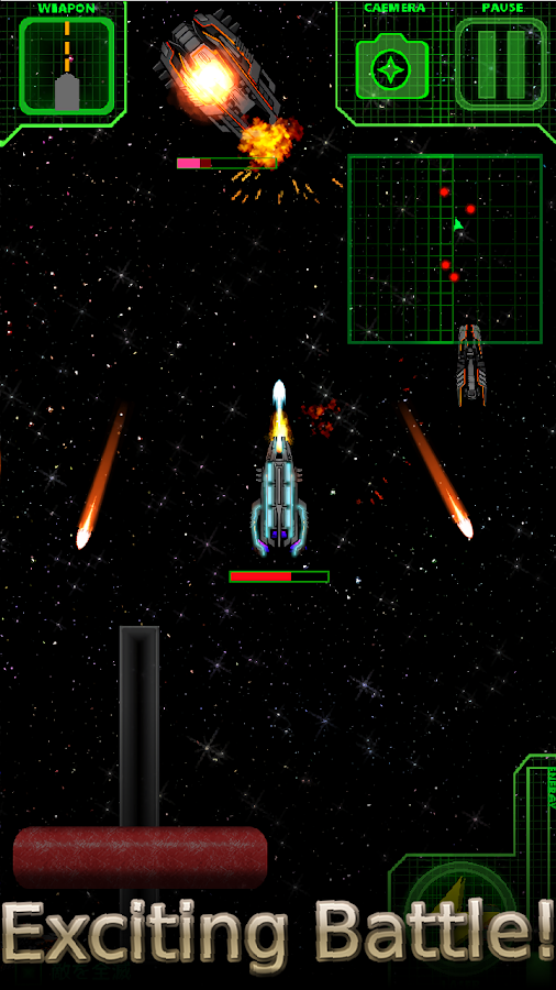 Fleet Shooter - Mega Ship Wars- screenshot