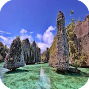 Raja Ampat of Indonesia