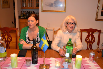 Photo: Josefin och Else-Marie