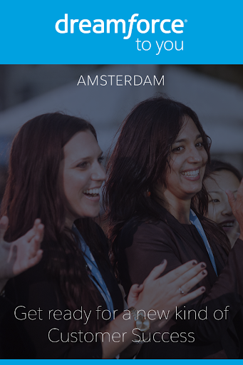 Dreamforce to You Amsterdam