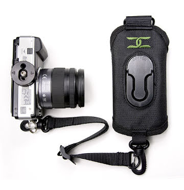 COTTON CARRIER STRAPSHOT EV1 (CAMERA CARRYING SYSTEM)