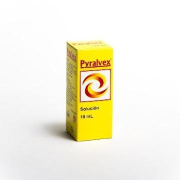 Pyralvex 5G. Solución   Frasco X10Ml. Norgine Extracto De Ruibarbo