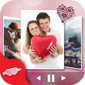 💕 Anniversary Slideshow Maker