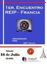 Photo: REIP France, Encuentro Profesional en PARIS.   16 Julio 2011. Paris, Francia.