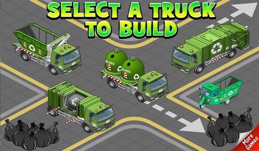 Garbage Truck Builder
