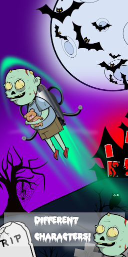 Télécharger Gratuit Scary Zombie Madness - Endless Game apk mod screenshots 2