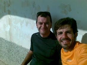 Photo: En el observatorio d Burete,dia de mountainbike