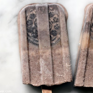 Oreo Milkshake Pops Recipe