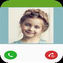 الاتصال الوهمي بالشخصيات مزحة icon