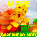 Superhero Mod For MCPE icon
