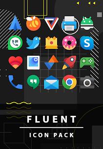 Fluent Icon Pack (MOD, Paid) v1.3 1