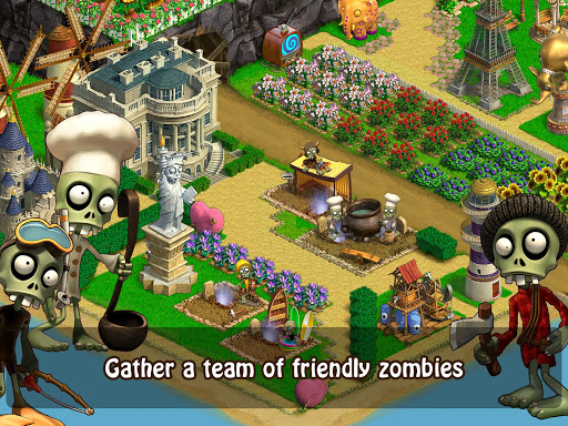 Zombie Castaways  screenshots 1