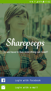 Sharepeeps- screenshot thumbnail