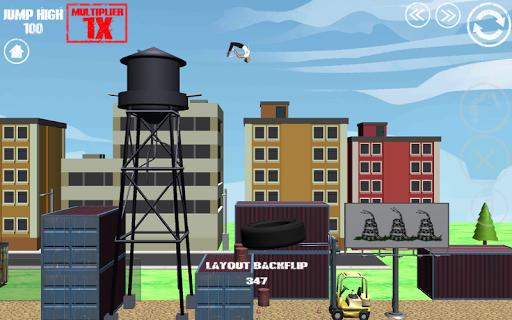 SWAGFLIP - Parkour Origins 1.53 screenshots 7