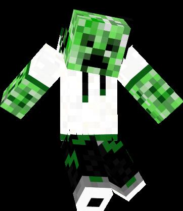Minecraft Skins Lava Creeper Gambleh Nn
