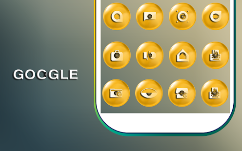 Yellow Ash Icons Pack Screenshot