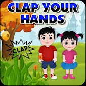 Clap Your Hands – Poem for Kids