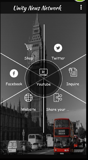 Screenshot for Unity News Network in United States Play Store
