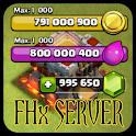 FHX Server COC TH11 icon