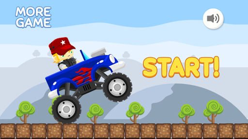 Truck Hill Climb Racing