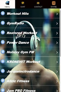 GYM Radio - Workout Music - náhled