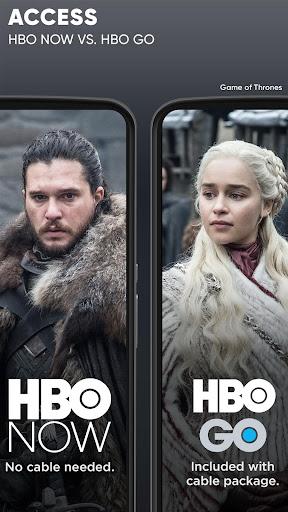 HBO NOW: Stream TV & Movies screenshot 5