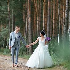 Wedding photographer Olya Naumchuk (olganaumchuk). Photo of 18.10.2018