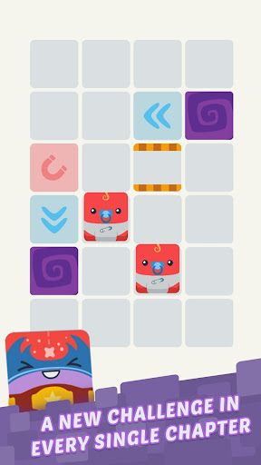 Mr. Square - Create and solve puzzles! - screenshot