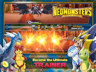 Neo Monsters v1.3.4 Mod APK 10
