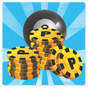 Daily Coins and Token Rewards for Pool ball