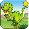 Kids Dino Adventure Game icon