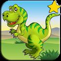Kids Dino Adventure Game - Fun Game for Children icon