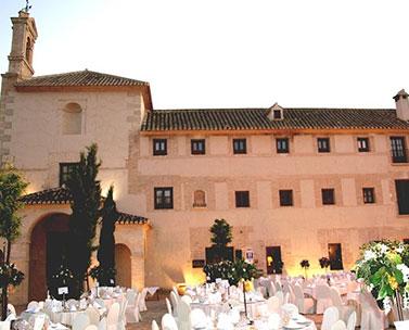 Bodas Hotel Convento La Magdalena