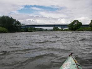 Photo: mostek drogi na Mikolin