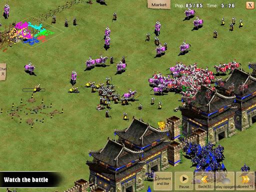 War of Empire Conquestuff1a3v3 Arena Game Screenshots 10