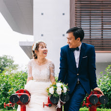 Wedding photographer Tri Tran (tranviettri). Photo of 04.01.2018